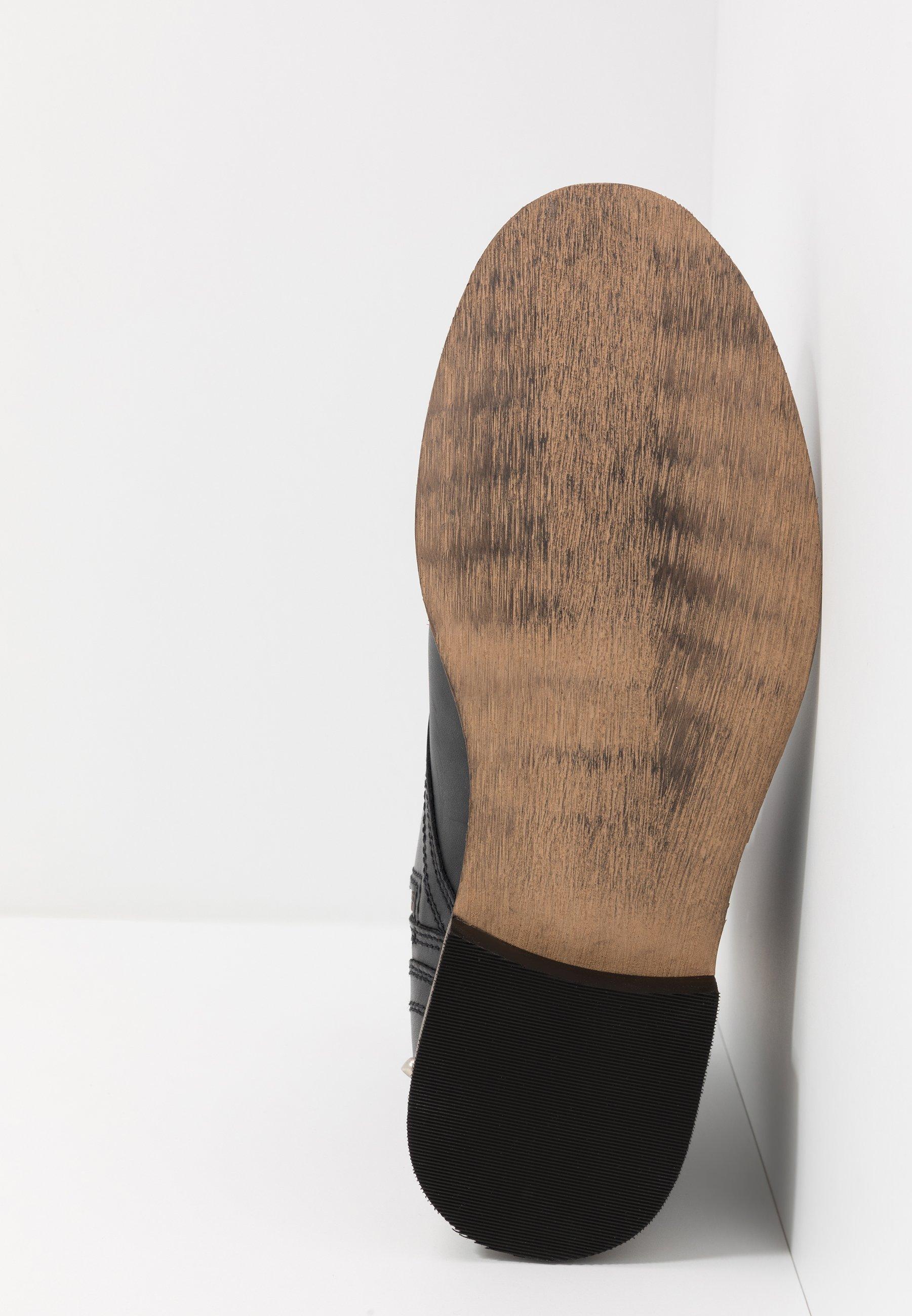 Steve Madden Trooper-s - Cowboystøvletter Black