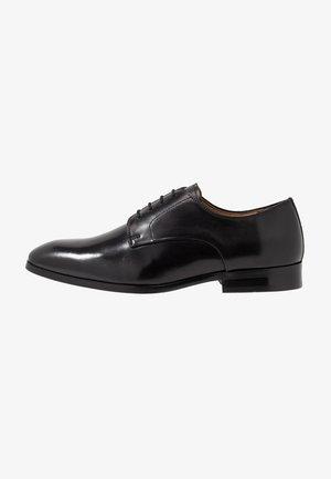 PARSENS - Smart lace-ups - black