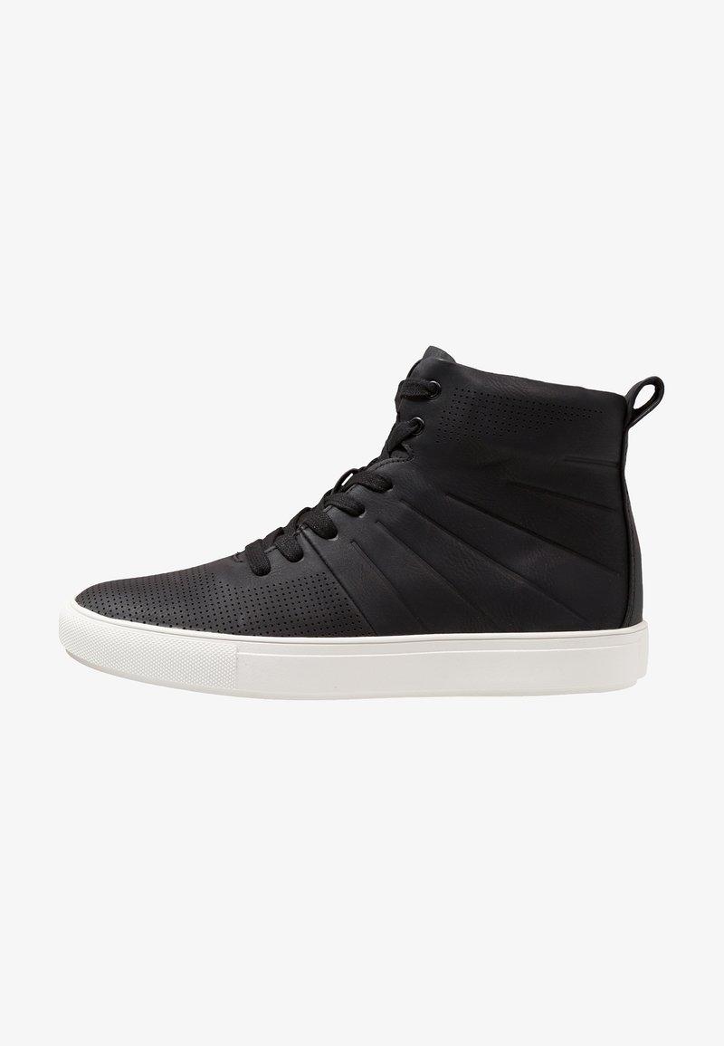 Steve Madden - ESKAPE - Sneakers alte - black