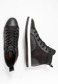 Steve Madden - DISRUPT  - Sneakers hoog - black - 1
