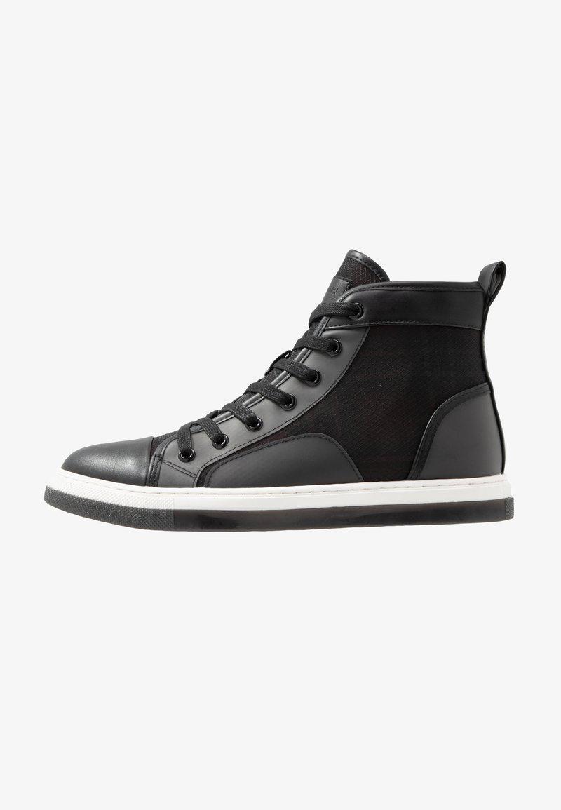 Steve Madden - DISRUPT  - Sneakers hoog - black