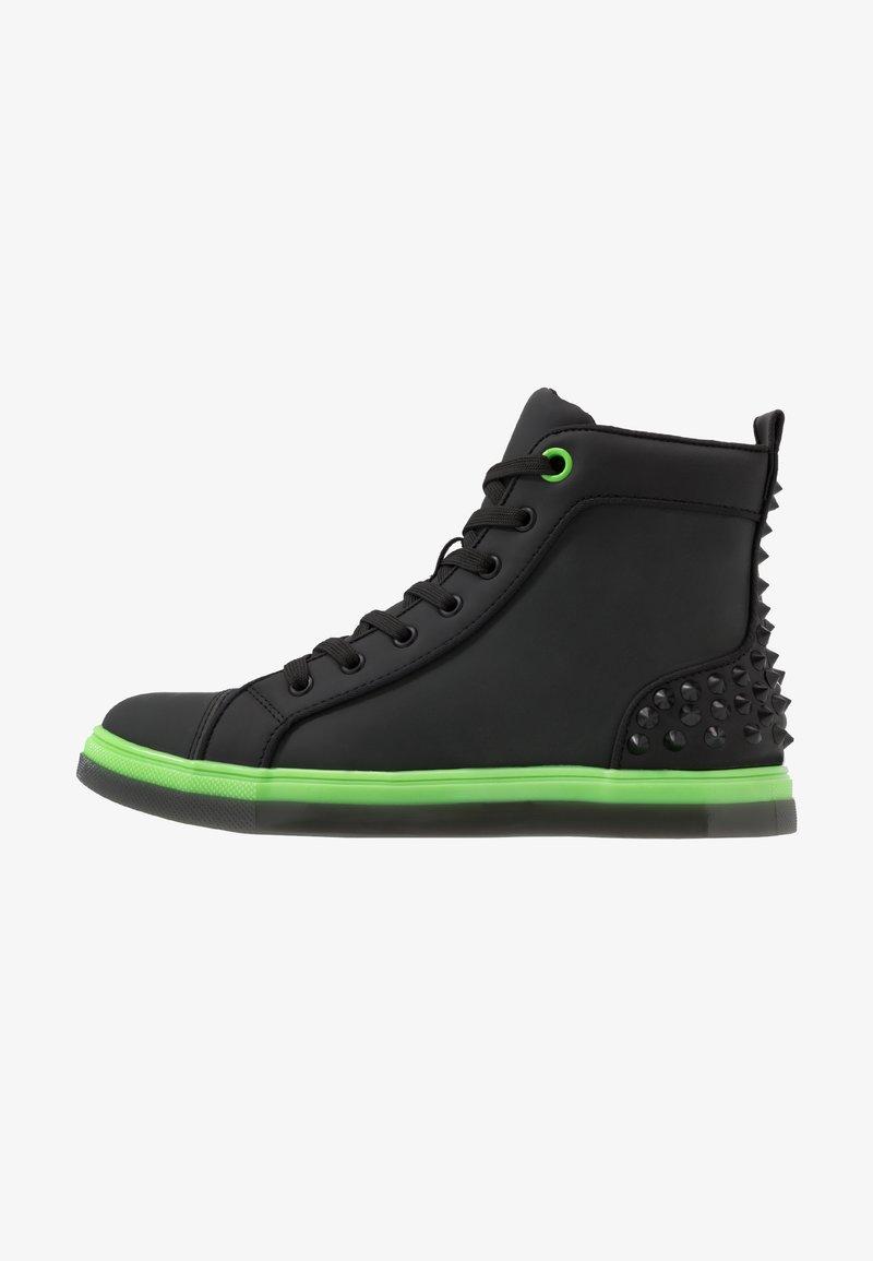 Steve Madden - CHAOS - Sneakersy wysokie - emerald
