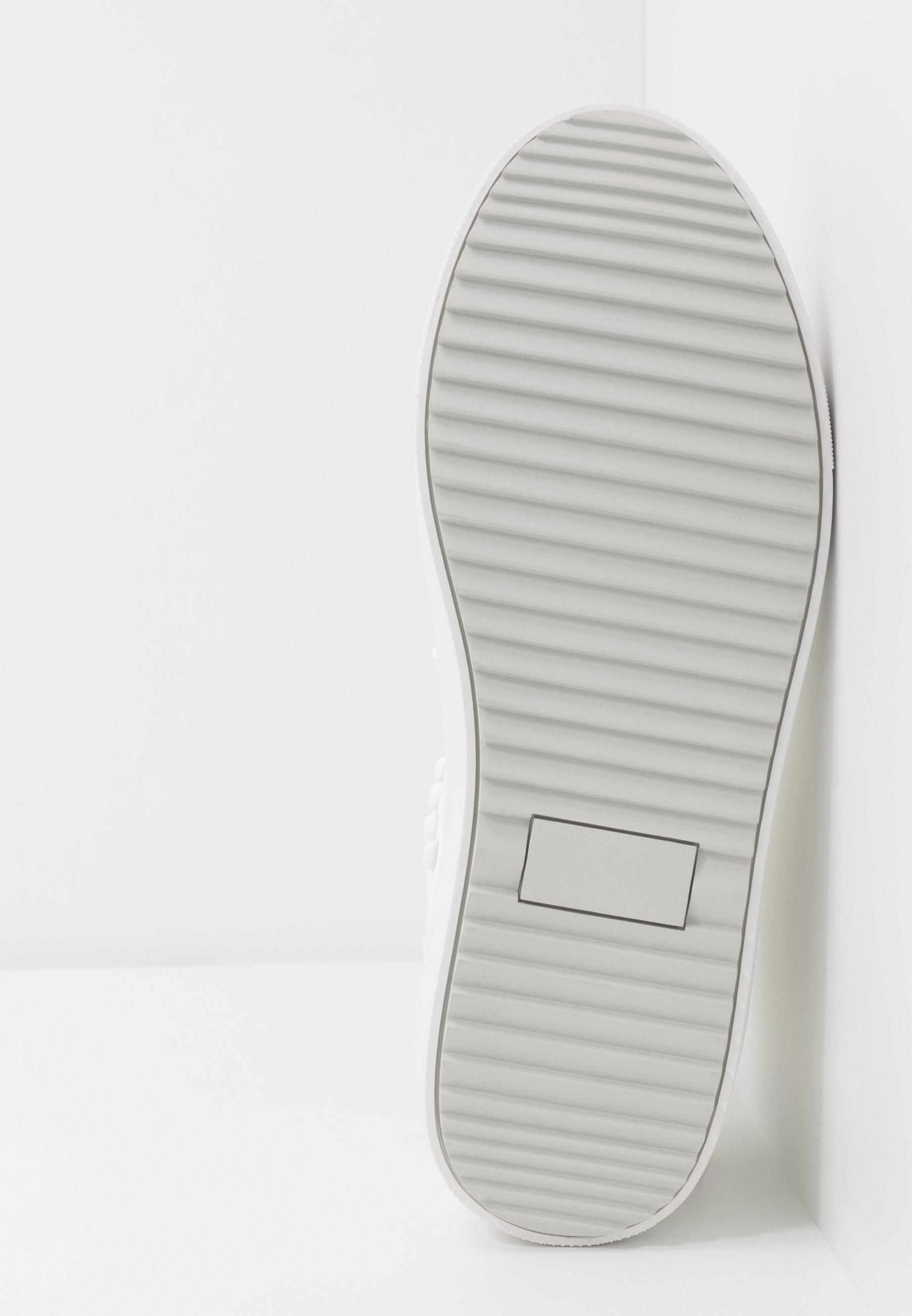 Steve Madden SKALE - Baskets montantes - white