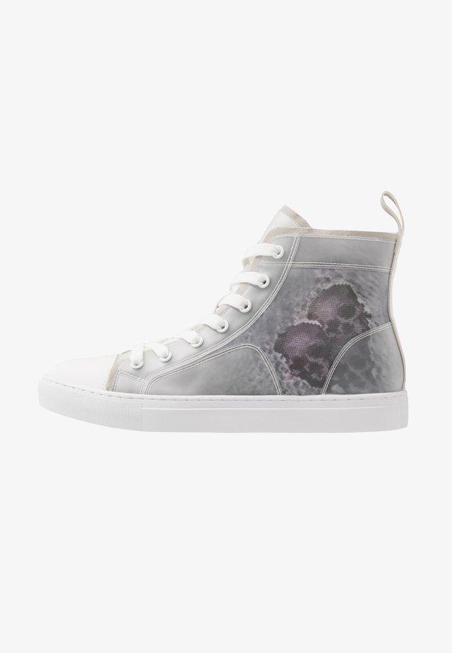 CRISTO - Sneakers high - white/multicolor