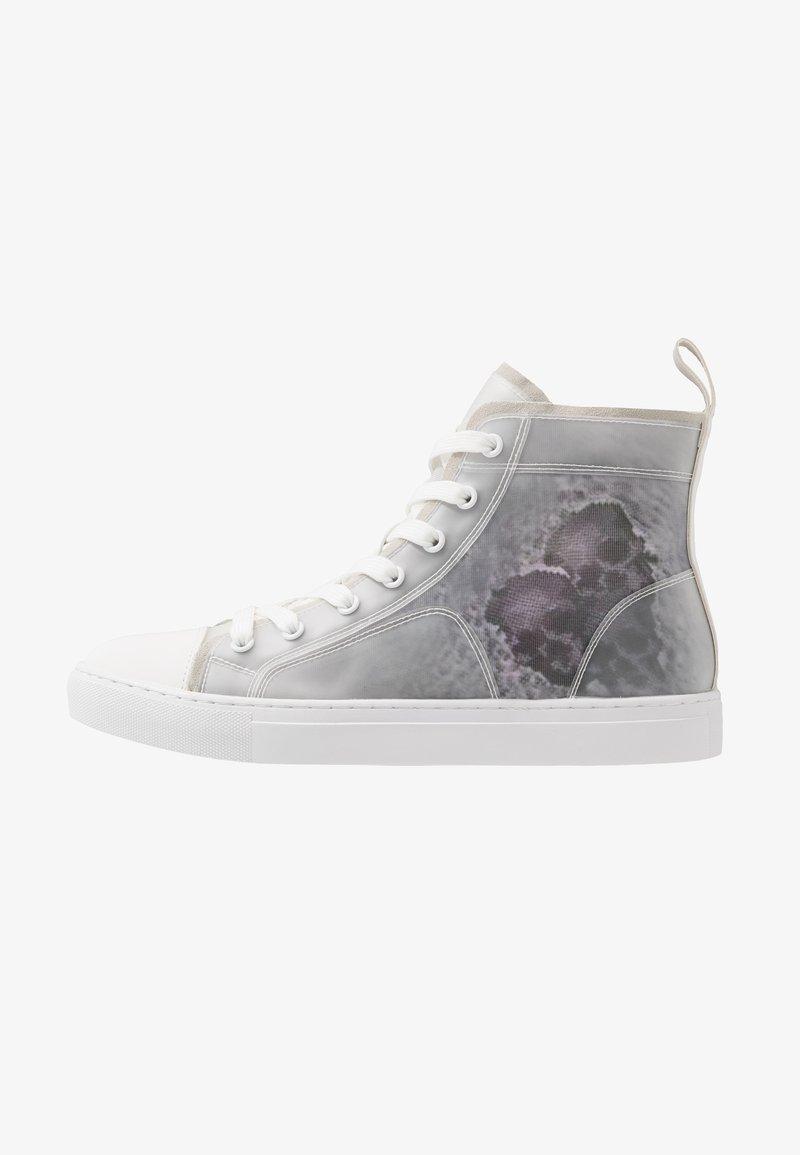 Steve Madden - CRISTO - Sneakersy wysokie - white/multicolor