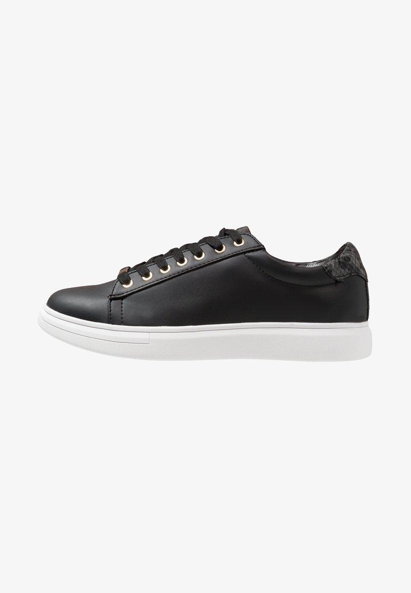 Steve Madden - HOMELAND - Sneakers laag - black