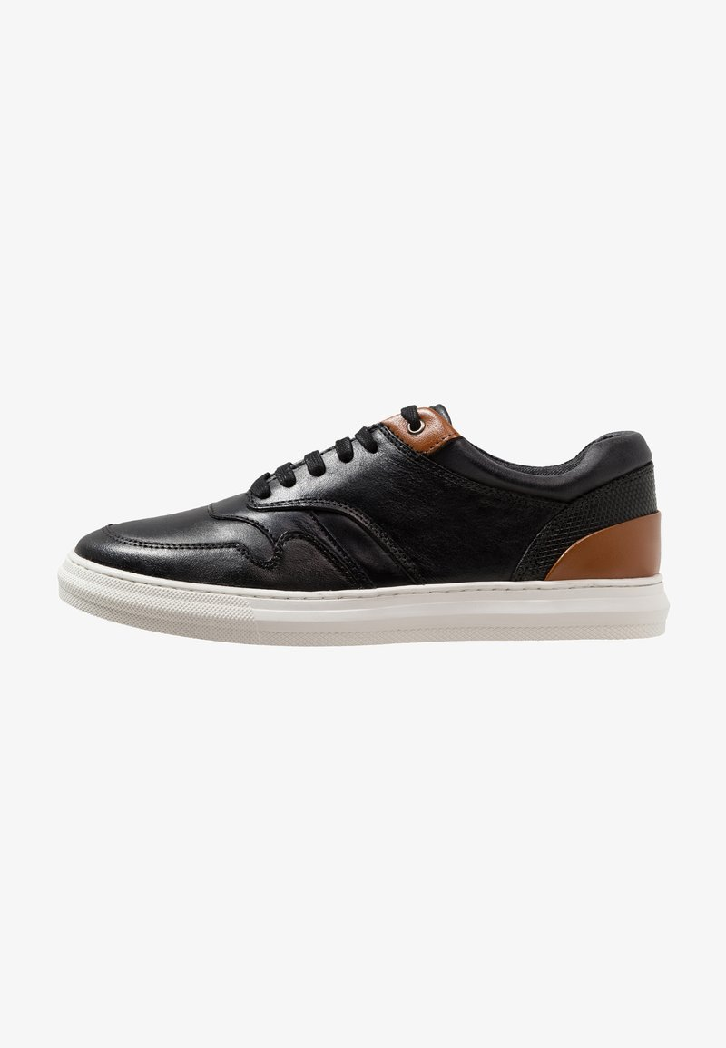 Steve Madden - SHOCKAH - Sneakersy niskie - black