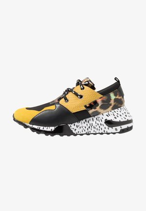 RIDGE - Joggesko - yellow/multicolor
