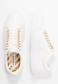 Steve Madden - HUSTLE - Zapatillas - white - 1