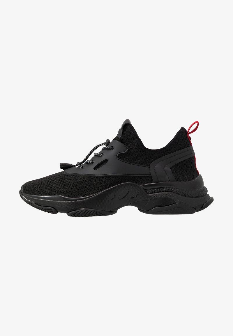 Steve Madden - ISLES - Sneakersy niskie - black