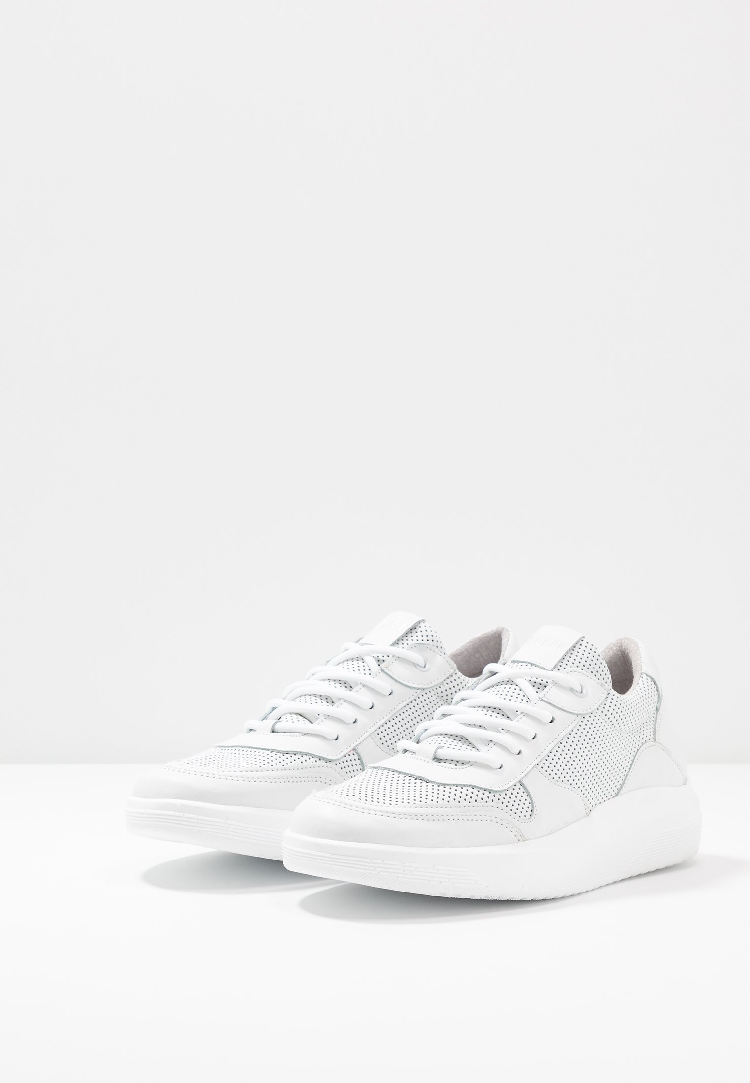 Steve Madden Franklo - Sneaker Low White Black Friday