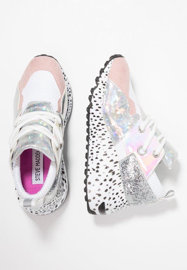 Sneakersy niskie - blush/multicolor