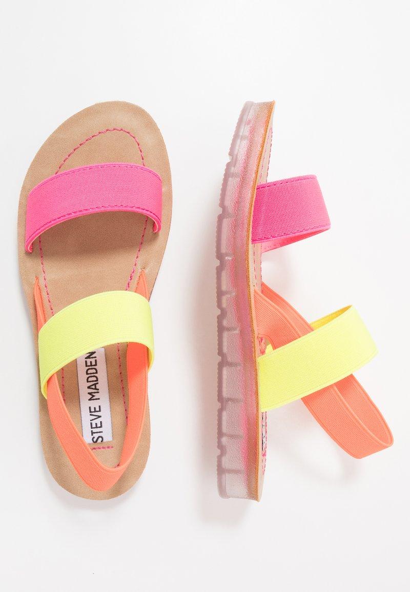 Steve Madden - Sandalias - neon pink