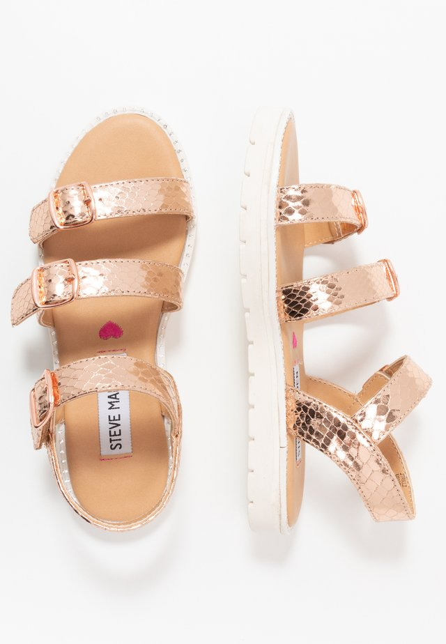 TRILLZ - Sandalen - rose gold