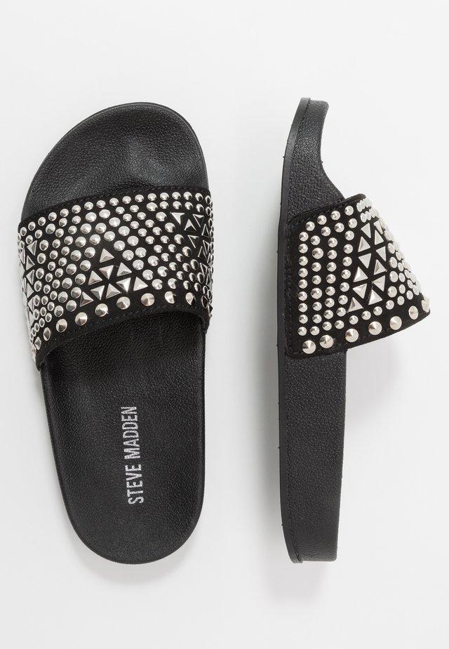 JMAGICAL - Pantolette flach - black