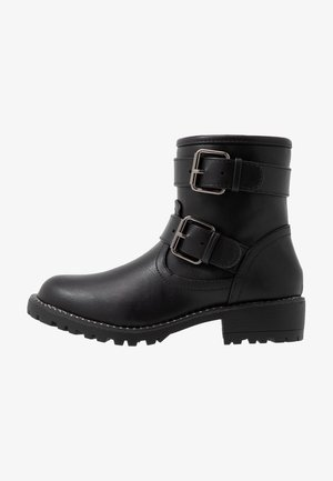 JGANG - Classic ankle boots - black