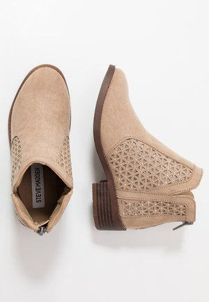 JHENLEYY - Stiefelette - taupe