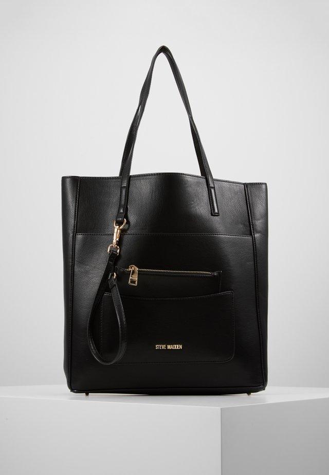 SET - Shopping Bag - black