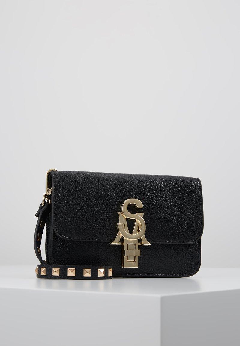 Steve Madden - BNADIA - Across body bag - black/gold