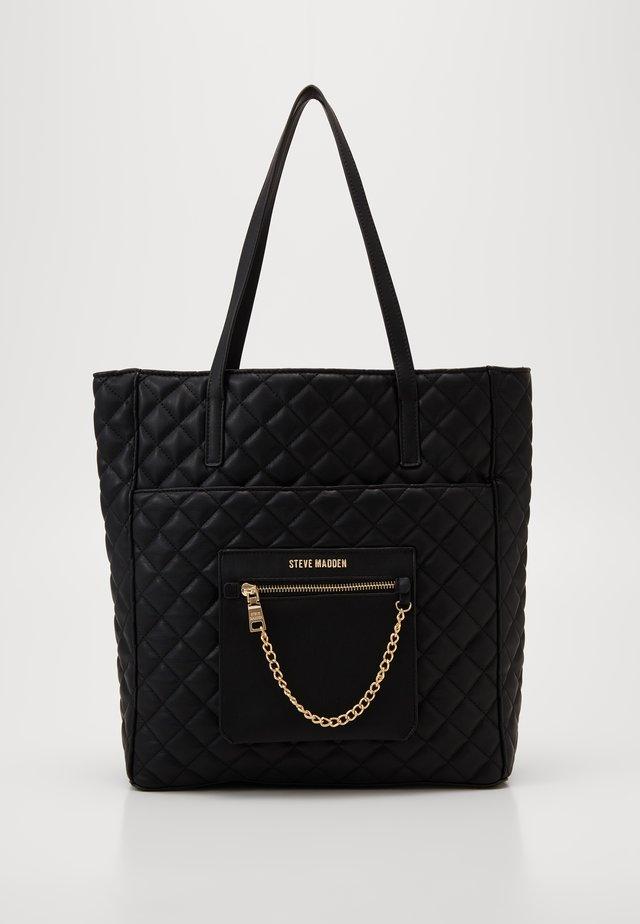 BJANEEN - Shopping Bag - black
