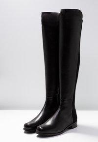 Stuart Weitzman - Over-the-knee boots - black - 4