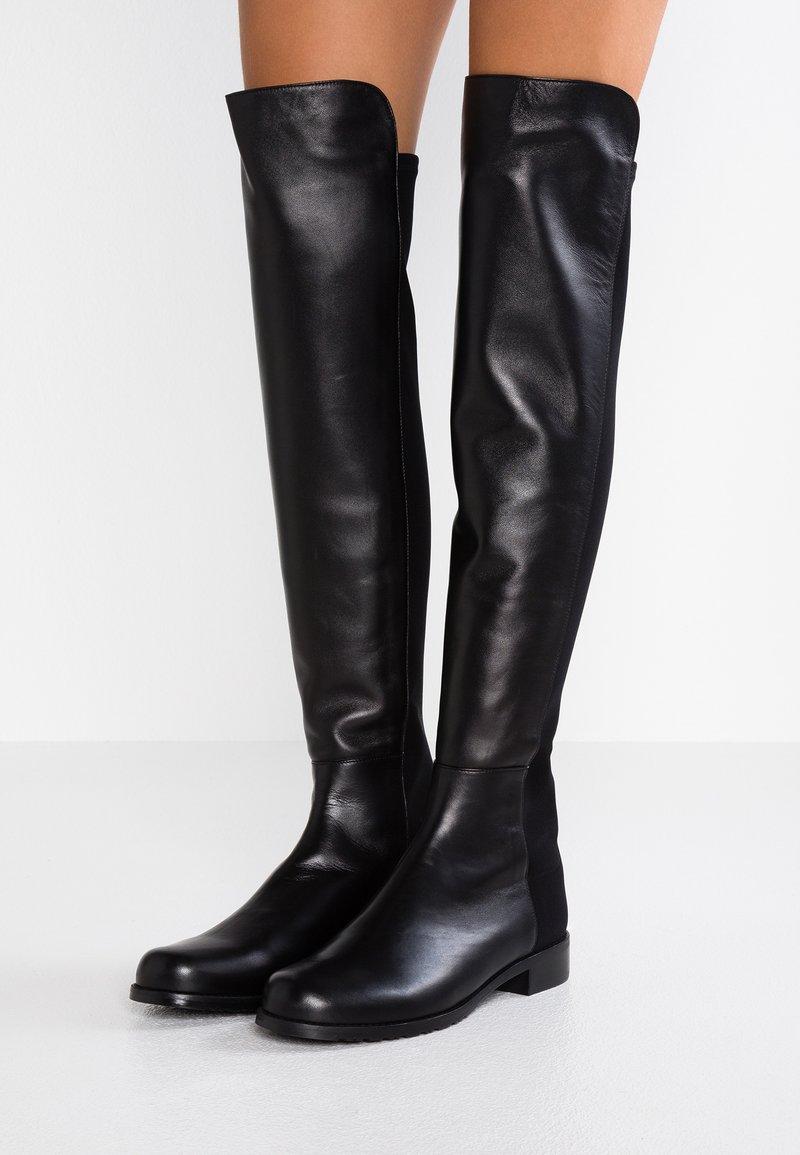 Stuart Weitzman - Over-the-knee boots - black