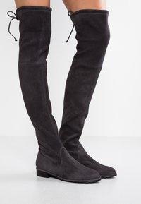 Stuart Weitzman - LOWLAND - Over-the-knee boots - asphalt - 0