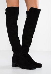 Stuart Weitzman - RESERVE - Over-the-knee boots - black - 0
