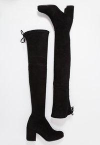 Stuart Weitzman - TIELAND - Over-the-knee boots - black - 3