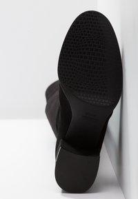 Stuart Weitzman - TIELAND - Over-the-knee boots - black - 6