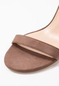 Stuart Weitzman - Sandals - taupe - 2