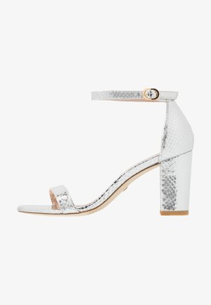 Sandały - metallic