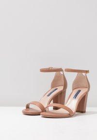 Stuart Weitzman - Sandals - toasted blush - 4