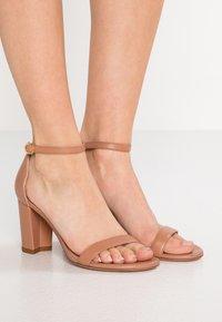 Stuart Weitzman - Sandals - toasted blush - 0
