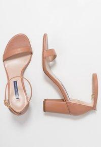 Stuart Weitzman - Sandals - toasted blush - 3