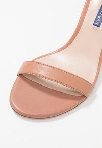 Stuart Weitzman - Sandals - toasted blush - 2
