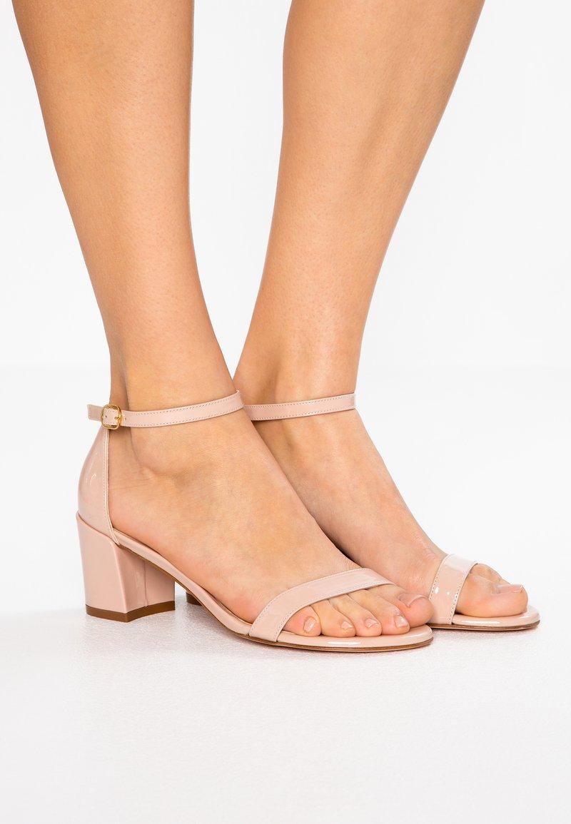 Stuart Weitzman - SIMPLE - Sandals - nude
