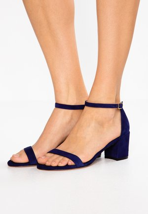 SIMPLE - Sandals - dark blue