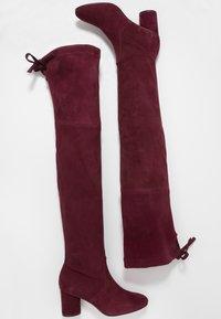 Stuart Weitzman - HELENA - Over-the-knee boots - cabernet - 3