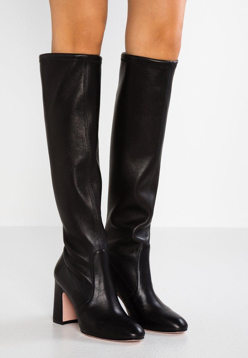 Stuart Weitzman - MILLA - Over-the-knee boots - black