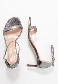 Stuart Weitzman - Sandals - silver - 3