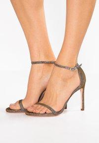 Stuart Weitzman - NUDISTSONG - High heeled sandals - nighttime - 0