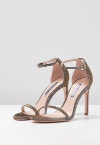 Stuart Weitzman - NUDISTSONG - High heeled sandals - nighttime - 4