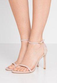 Stuart Weitzman - NUDISTSONG - High heeled sandals - dolce - 0