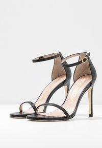 Stuart Weitzman - NUDISTSONG - High heeled sandals - black - 4