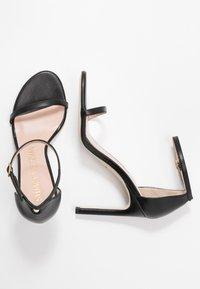 Stuart Weitzman - NUDISTSONG - High heeled sandals - black - 3