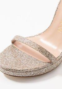 Stuart Weitzman - DISCO - High heeled sandals - platino - 2