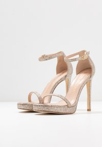 Stuart Weitzman - DISCO - High heeled sandals - platino - 4