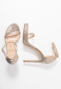Stuart Weitzman - DISCO - High heeled sandals - platino - 3