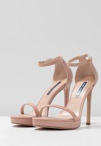 Stuart Weitzman - DISCO - High heeled sandals - buff blush - 4